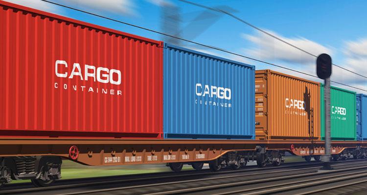 Pleasant Logistics Pvt  Ltd - Logistics by Train
